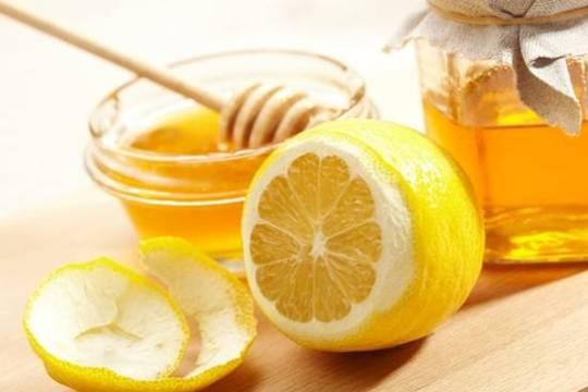 Limun i med